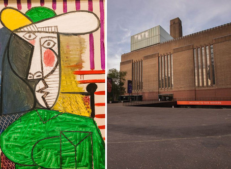 Man who punched $26 Million Picasso painting at Tate Modern is jailed for 18 months