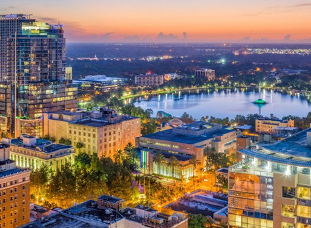 The Best Big Cities for Starting a Business? They're Almost All Down South.