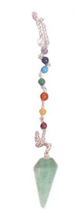 Chakra Chain Pendulum
