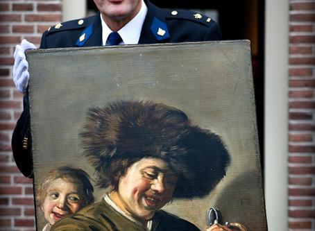 17th-Century Dutch Painting Is Stolen. Again.