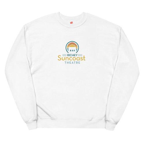 Unisex fleece sweatshirt