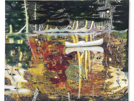 $35 M. Peter Doig Work Could Set Auction Record in November