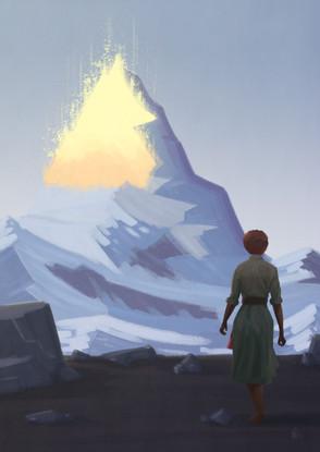 Sunlight On The Mountain (2018)