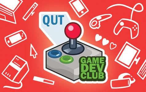 QUT Game Dev Club membership card final