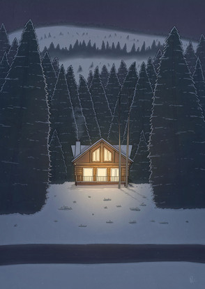 Cold Night's Warmth (2018)