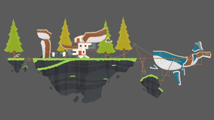 Recolouring the game