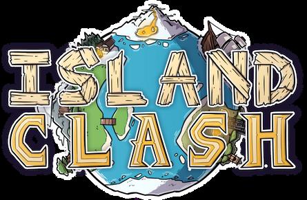 Island Clash logo