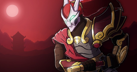 League of Legends Blood Moon Yasuo