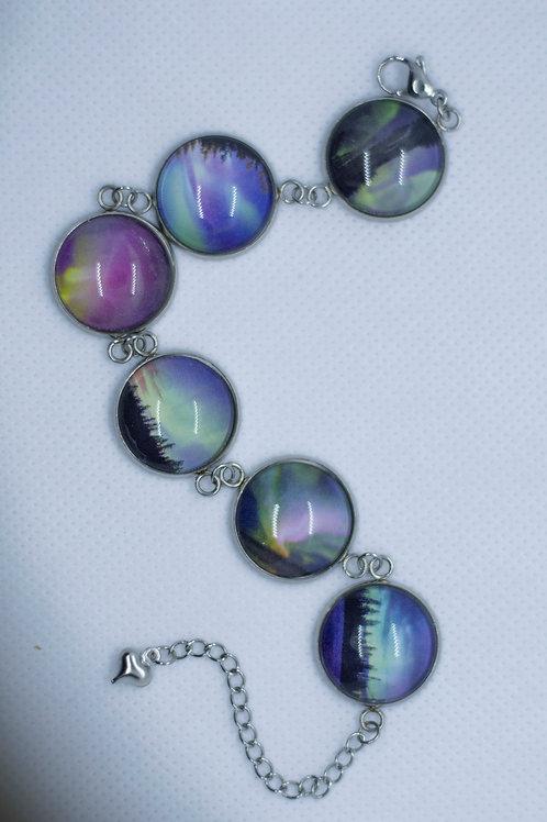 Six image bracelet (large)