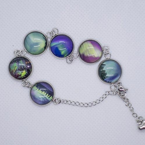 Six image bracelet (small)