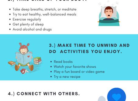 How to Cope with Coronavirus Anxiety