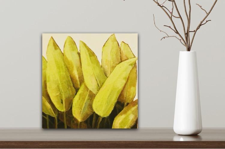 'Golden Leaves'