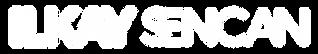 Ilkay Sencan Logo Final (Beyaz).png