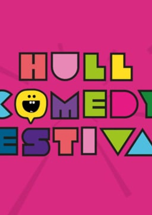 Hull Comedy Festival - Logo Promo