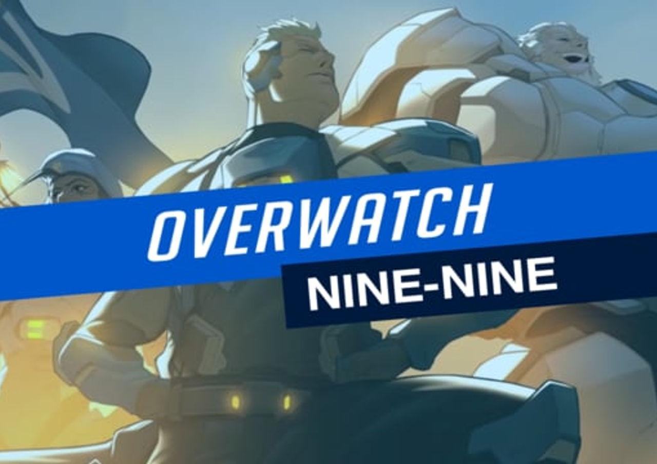 Overwatch Nine-Nine - Mashup Project