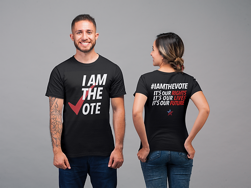 I am the Vote  T-Shirt for Men
