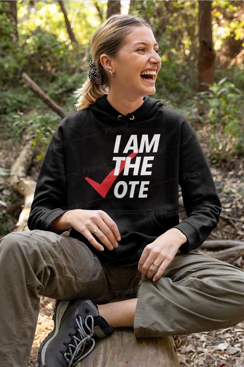 I am the Vote Hoodie - Unisex
