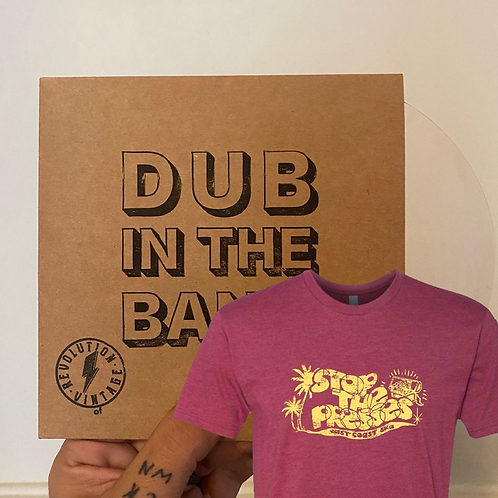 DUB BUNDLE - Vinyl & Tee