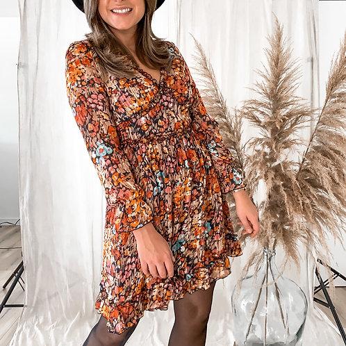 Flowerbomb jurk