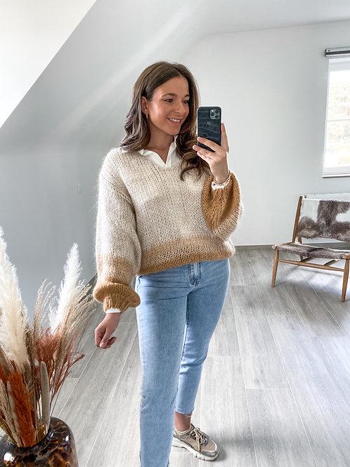 Knit sweater Fleur