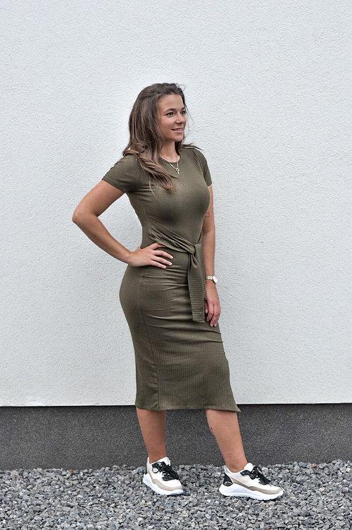Split dress