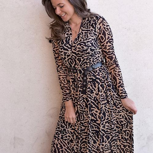 Zebra Safari jurk