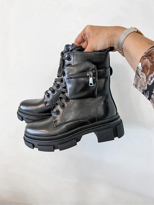 Pochette boots