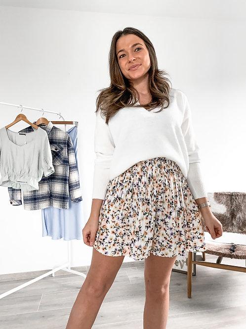 Pleat skirt Nora