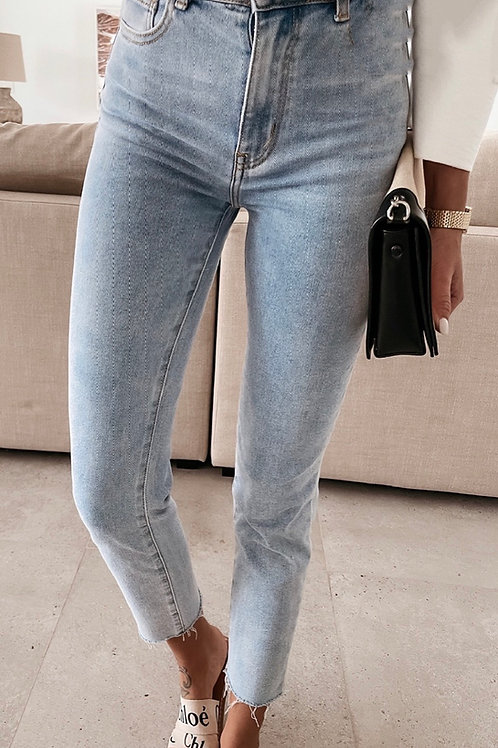 Momfit jeans stretch