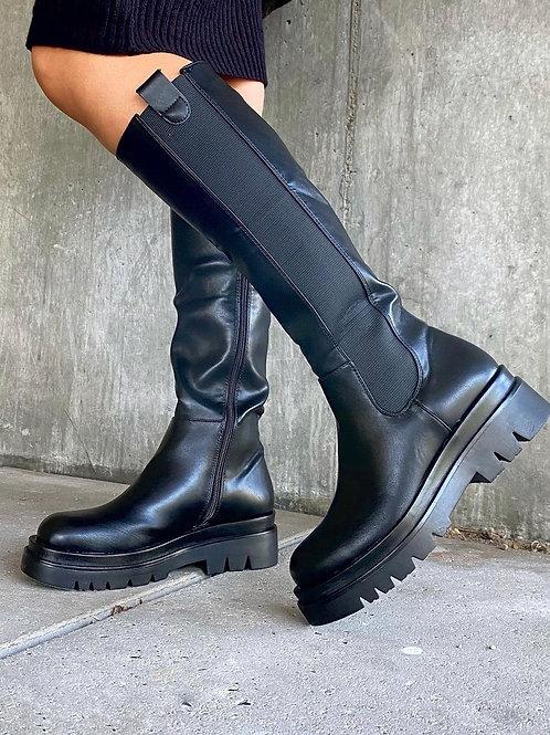 Knee boots Bettine