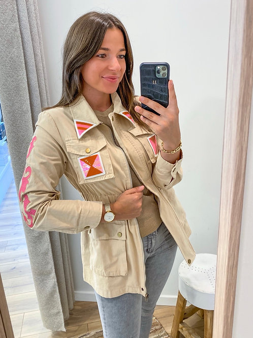 Jacket Annebel