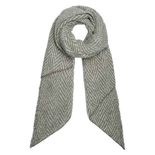 Soft khaki scarf