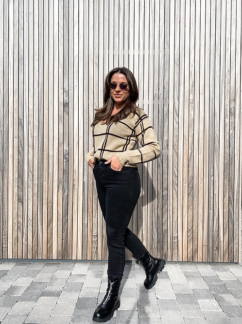 Knit sweater Maia