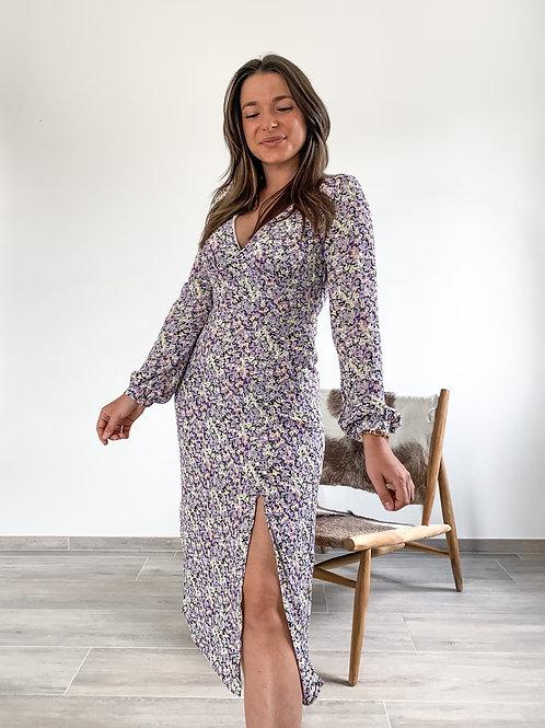Dress Phoenix purple mint