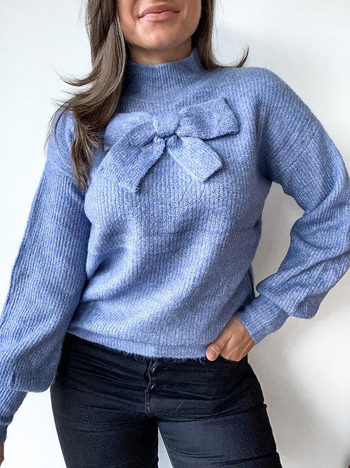 Bow sweaters