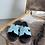 Thumbnail: Blue stud slippers