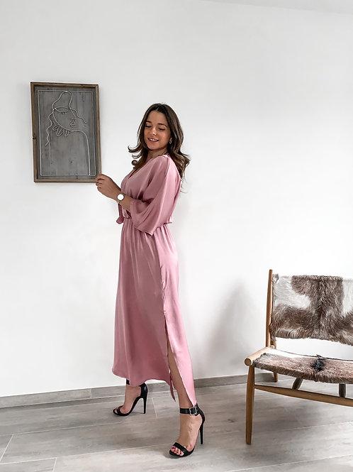 Maxi dress Danielle pink