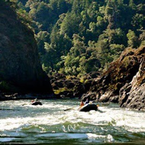 Rogue River Raft Trip