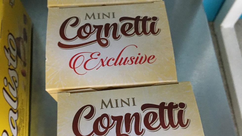 Mini cornetti  chocolat