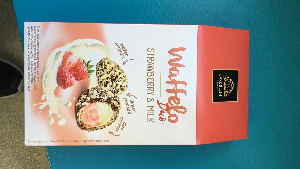 Waffelo  strawberry et milk