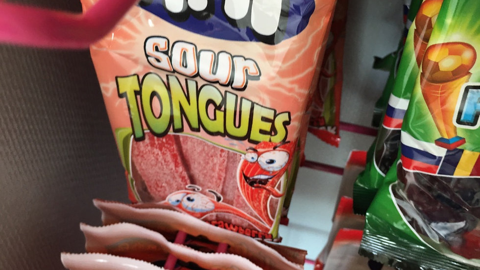 Fini soir tongues