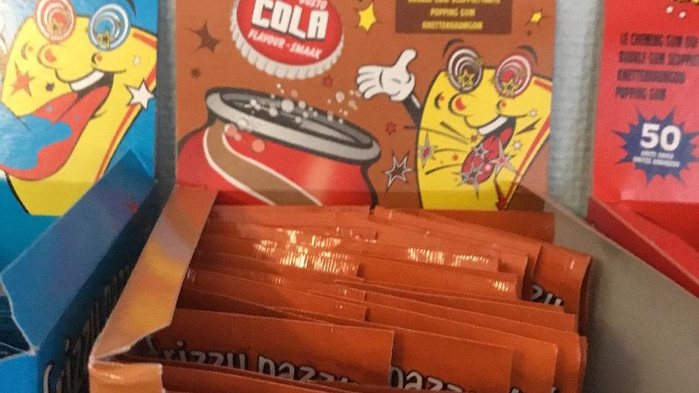 Frizzy Passy  cola