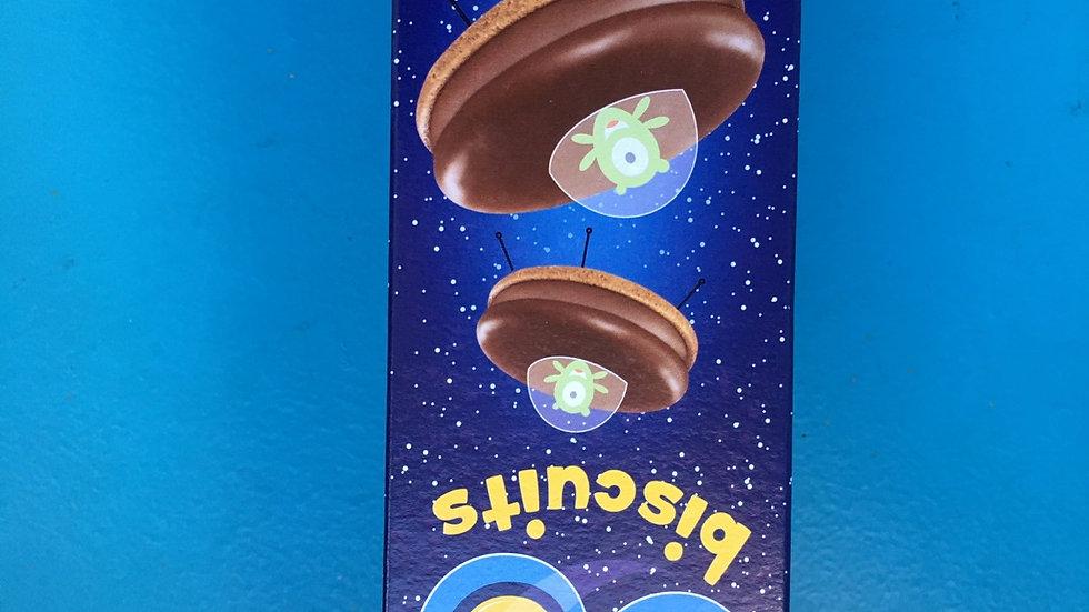 Biscuits ufo
