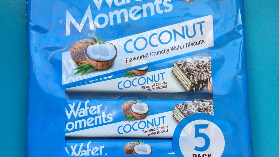 Water moments  coconut