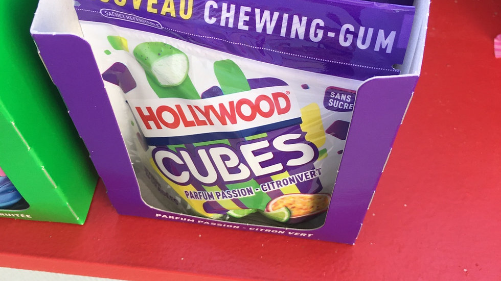 Hollywood cubes passion