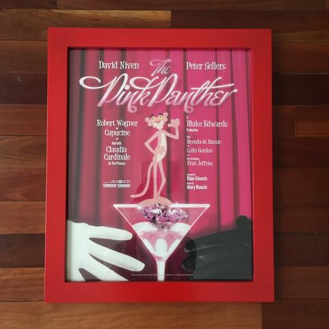The Pink Panther Bernardo Ignacio Criscuolo Ilustración digital 2016  Bernardo Ignacio Criscuolo // Artista favorito de ZINK industrias creativas®