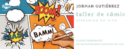 ZINK Taller de Cómic, Manga e Historieta