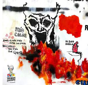 Trastornos Ilustrados Lucas Moltrasio, ZINK industrias creativas®