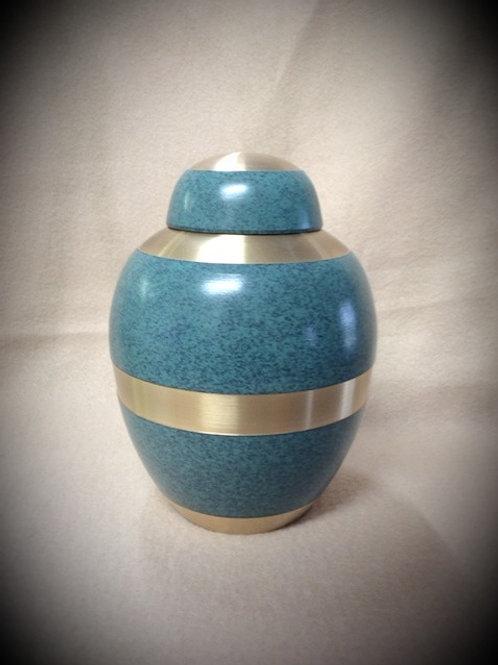 Turquoise Vase  Urn