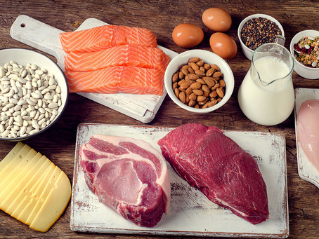Muscular Gains:  When To Protein